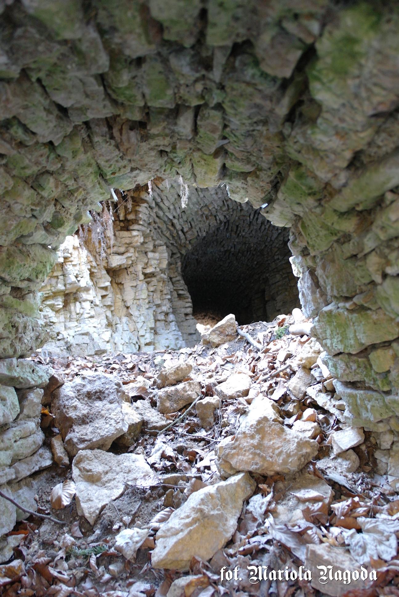 Kamień Śl.- tunel Kanapeje 3
