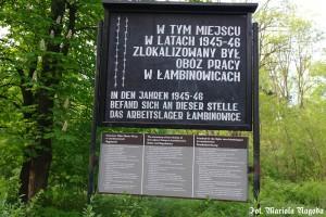 13_Łambinowice- miejsce obozu pracy w l.1945-46