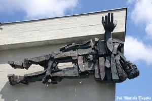 16_Łambiowice- pomnik Martyrologii Jeńców Wojennych 2