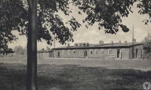1920-30 baraki obozowe