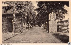 1933-44 Brama wejściowa do koszar