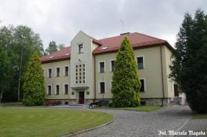 3_Łambinowice- Muzeum dawniej budynek komendatury poligon