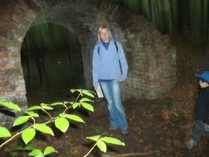 Pokój- Duch w tunelu