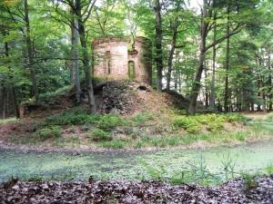 Pokój- Ruina Herbaciarni 3