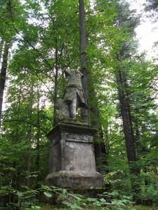 Pokój- pomnik Fryderyka II Wlk. z 1790r