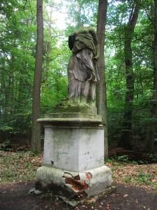 Pokój- posąg Diany (2)