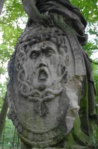 Pokój- posąg Minerwy 2