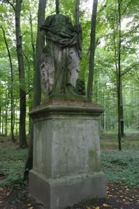Pokój- posąg Minerwy 3
