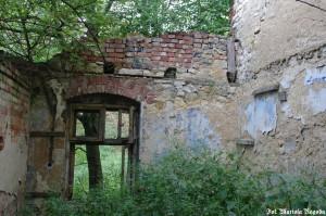 IS_Folwark Leśnik, dom mieszkalny 16