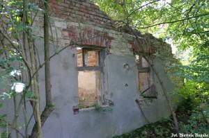 IS_Folwark Leśnik, dom mieszkalny otynowany