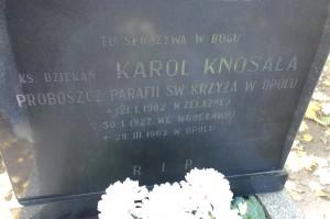 Cm.na Wrocławskiej- dziekan Karol Knosała 2