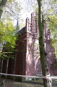 Cm.na Wrocławskiej- kaplica 1