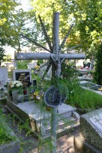 Nowa Wieś Królew.- na cmentarzu 11