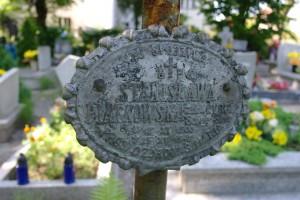 Nowa Wieś Królew.- na cmentarzu 14