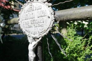 Nowa Wieś Królew.- na cmentarzu 21