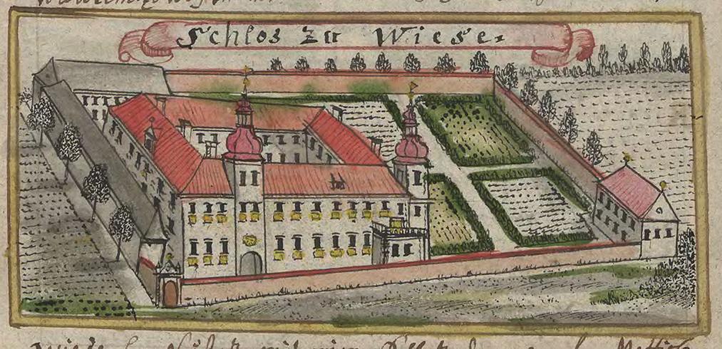 Łąka Prudnicka wdg.Wernhera 1750-1800