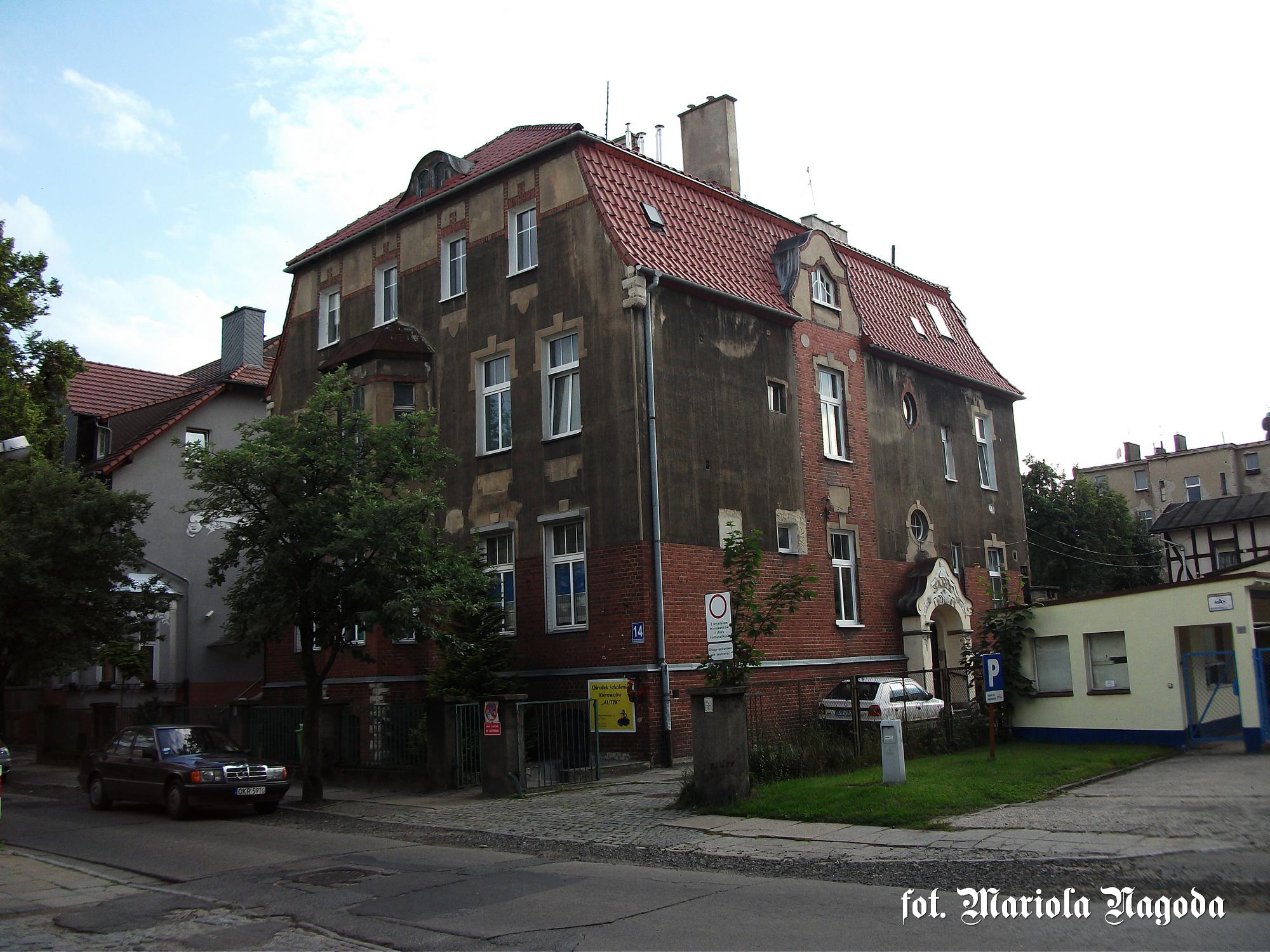 Dom z 1907 roku