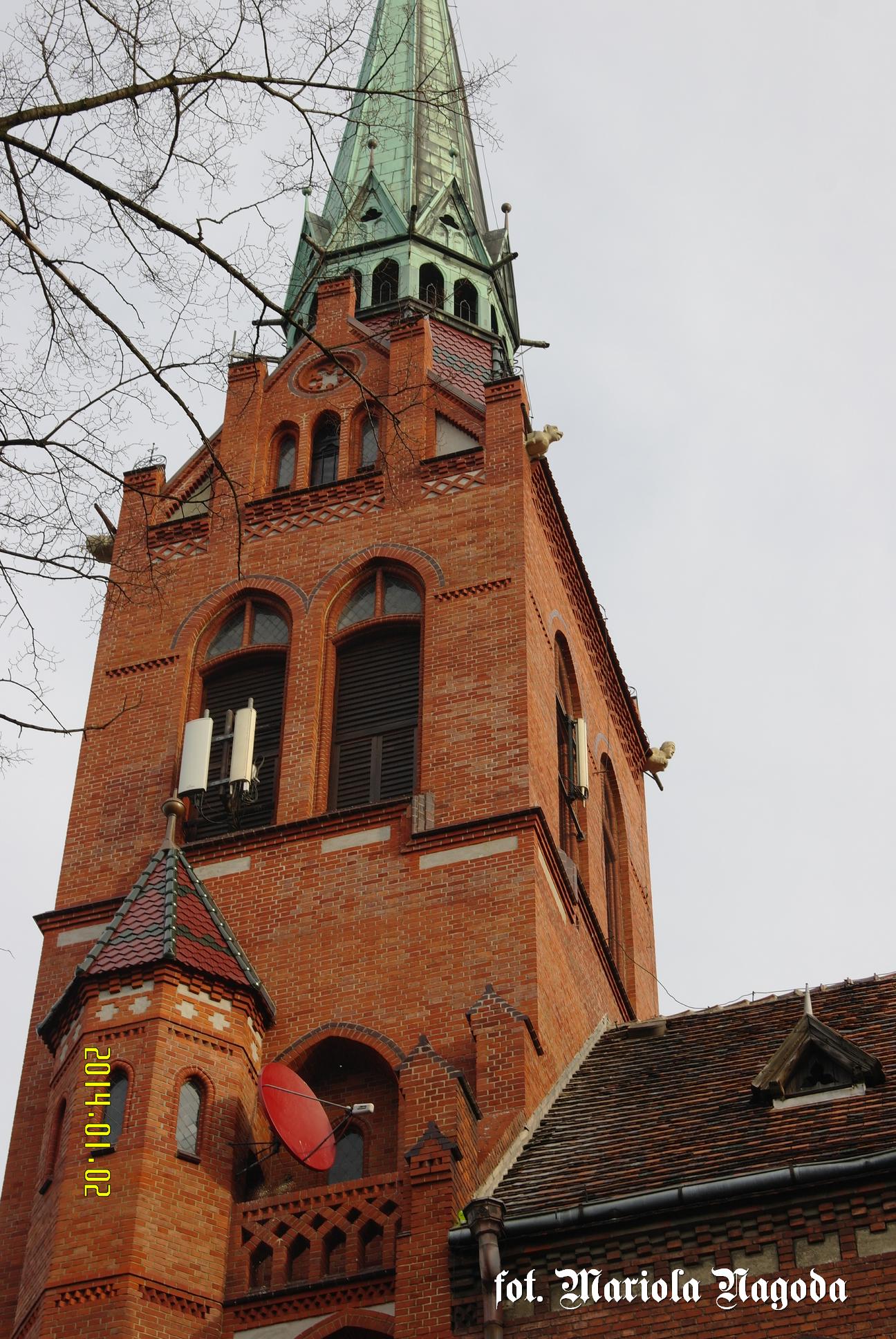 Kościół MB Nieustającej Pomocy Nowa Wieś Królewska 9