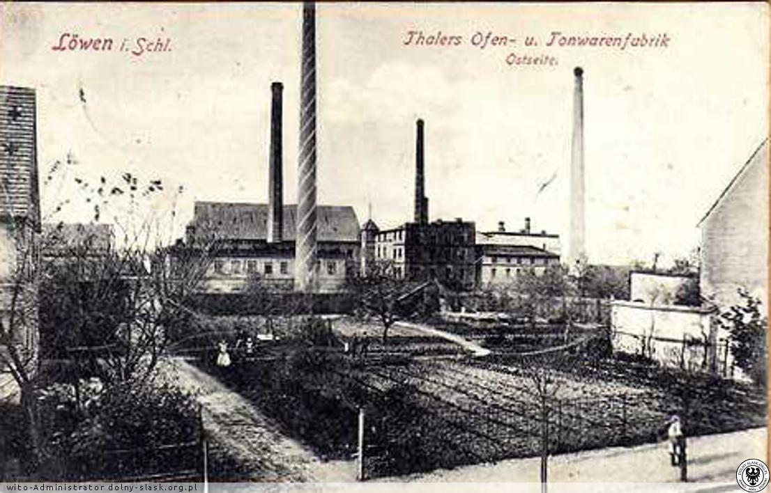 1915 Fabryka Pieców Thalersa