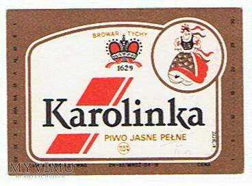 Piwo Karolinka browar Tychy 1