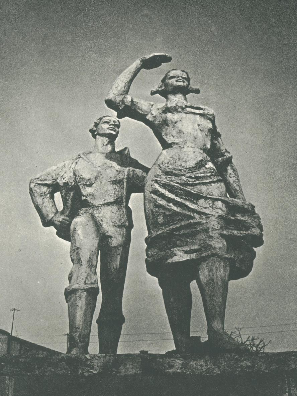 Pomnik Karolinki i Karlika 1969