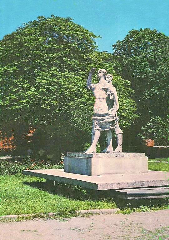 Pomnik Karolinki i Karlika 1975-79