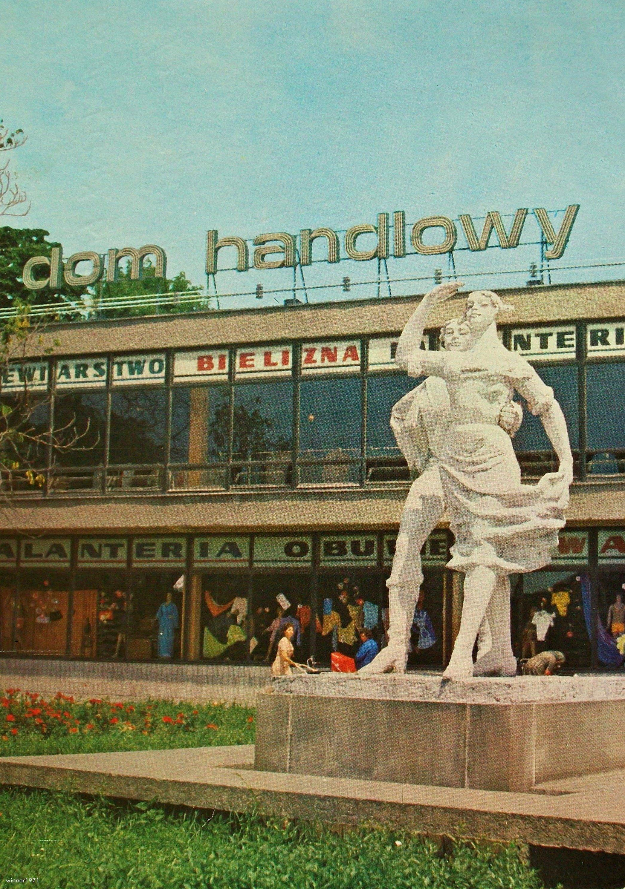 Pomnik Karolinki i Karlika 1984